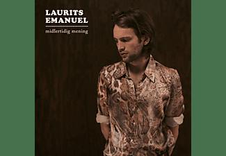 Laurits Emanuel - Midlertidig Mening  - (Vinyl)