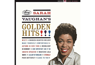 Sarah Vaughan - Golden Hits (Ltd.Ed.Golden Vinyl)  - (Vinyl)