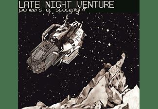 Late Night Venture - Pioneers of Spaceflight  - (CD)