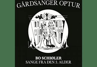 Bo Schioler - Gårdsanger Optur  - (CD)