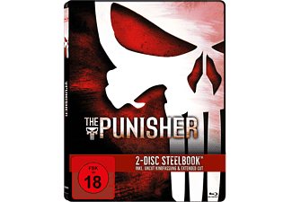 The Punisher SteelBook® Exklusiv Blu-ray