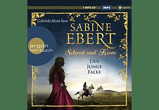 Gabriele Blum - Schwert Und Krone-Der Junge Falke (SA)  - (MP3-CD)