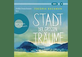 Heikko Deutschmann - Stadt Der Großen Träume (SA)  - (CD)
