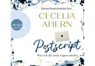 Merete Brettschneider - Postscript  - (MP3-CD)