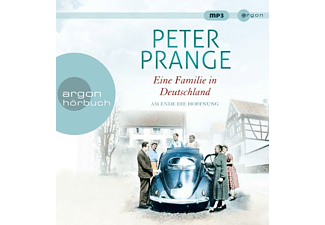 Frank Arnold, Peter Prange - Eine Familie In Deutschland  - (MP3-CD)