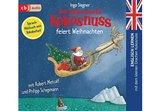 - Der kleine Drache Kokosnuss feiert Weihnachten  - (CD)