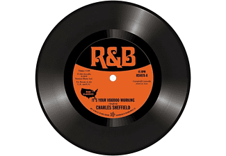 Charles Sheffield, Prince Conley - It's Your Voodoo Working/I'm Going Home  - (Vinyl)