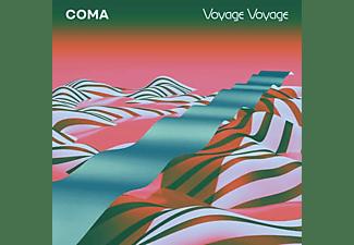 Coma - Voyage Voyage  - (CD)