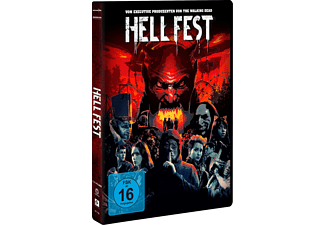 Hell Fest DVD