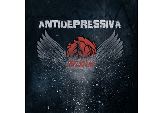 Antidepressiva - Herzschlag  - (CD)