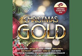 VARIOUS - CHRISTMAS GOLD 2019  - (CD)