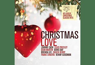 VARIOUS - CHRISTMAS LOVE  - (CD)