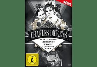 Charles Dickens (4 Filme Auf 3 DVDS) DVD