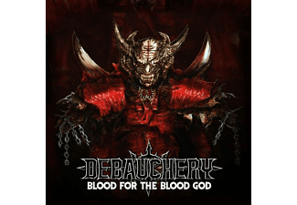 Debauchery - Blood For The Blood God (3CD-Set)  - (CD)