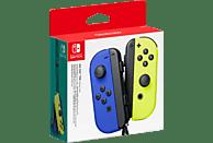 NINTENDO Switch Joy-Con 2er-Set Controller Controller} Blau/Neon-Gelb