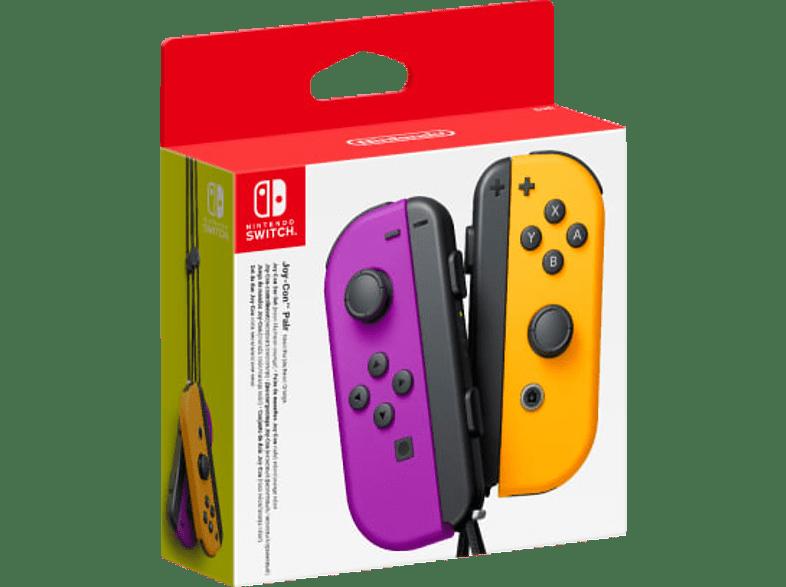 Switch Joy-Con Neon-Lila/Neon-Orange