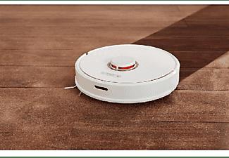 Robot aspirador - Roborock S6, 2000 Pa, Autonomía 2.5h, Programable, Aplicación MiHome Xiaomi, Blanco