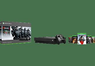 MICROSOFT Xbox One X 1TB - Gears 5 Bundle