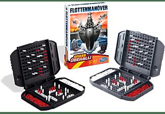 HASBRO GAMING Flottenmanöver Kompakt Gesellschaftsspiel Mehrfarbig