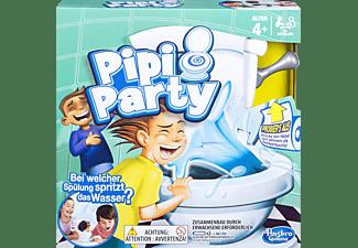 HASBRO GAMING Pipi Party Kinderspiel Mehrfarbig