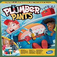 HASBRO Plumber Pants Kinderspiel, Mehrfarbig