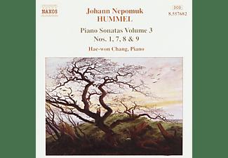 Chang Hae Won - Klaviersonaten Vol.3  - (CD)