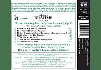 VARIOUS - Ein deutsches Requiem  - (CD)