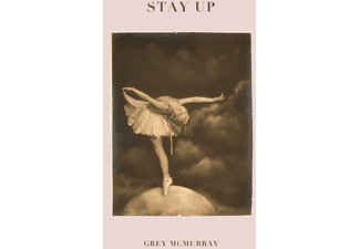 Grey Mcmurray - Stay Up (180g LP)  - (Vinyl)