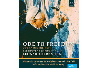 Leonard Bernstein - Leonard Bernstein-Ode an die Freiheit  - (Blu-ray)
