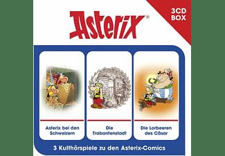 Asterix - Asterix-3-CD Hörspielbox Vol.6  - (CD)