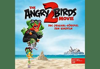 Angry Birds - Angry Birds 2-Hörspiel zum Kinofilm  - (CD)