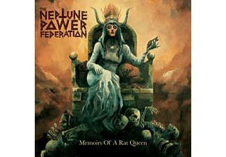 The Neptune Power Federation - MEMOIRS OF A RAT QUEEN  - (CD)