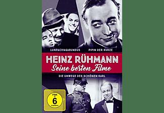 Heinz Rühmann-Seine Besten Filme DVD