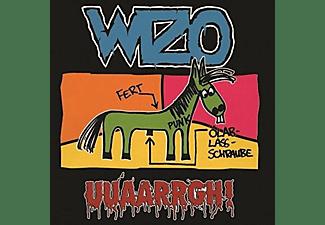 Wizo - UUAARRGH! (Limited Clear-Vinyl)  - (Vinyl)