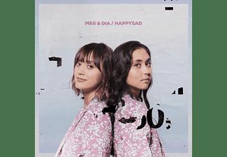 Meg & Dia - Happysad  - (CD)