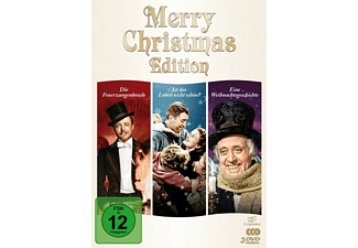 Merry Christmas Edition - Merry Christmas Edition (3-DVD-Box:  - (DVD)
