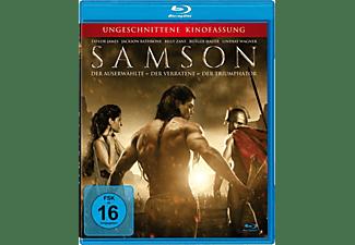 Samson-Uncut Kinofassung Blu-ray