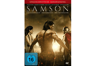 Samson-Uncut Kinofassung DVD