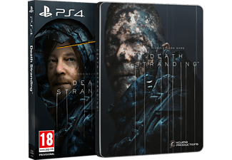 PS4 - Death Stranding: Special Edition /Mehrsprachig