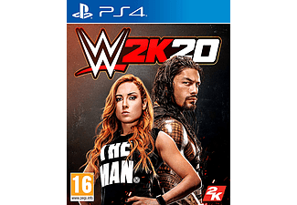 PS4 - WWE 2K20: Standard Edition /D