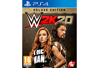 PS4 - WWE 2K20: Deluxe Edition /D