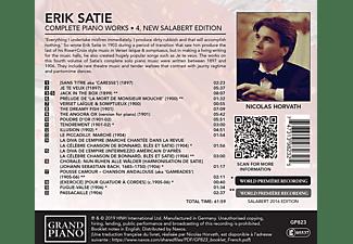 Nicolas Horvath - Sämtliche Klavierwerke Vol.4  - (CD)