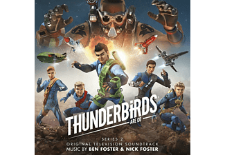 Original Television Soundtrack - Thunderbirds Are Go Series 2  - (CD)