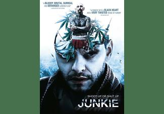 Junkie Blu-ray + DVD