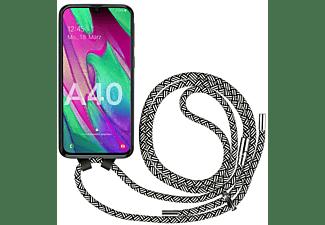 ARTWIZZ HangOn Case, Backcover, Samsung, Galaxy A40, Schwarz