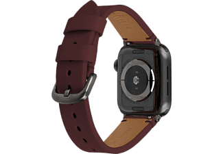 ARTWIZZ WatchBand Leather, Ersatzarmband, Apple, Brown Rose