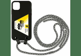 ARTWIZZ HangOn Case, Backcover, Apple, iPhone 11, Schwarz