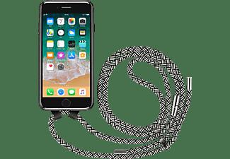 ARTWIZZ HangOn Case, Backcover, Apple, iPhone 7, iPhone 8, Schwarz