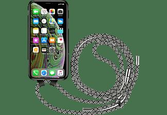 ARTWIZZ HangOn Case, Backcover, Apple, iPhone X, iPhone XS, Schwarz