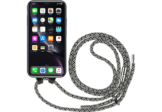 ARTWIZZ HangOn Case, Backcover, Apple, iPhone XR, Schwarz